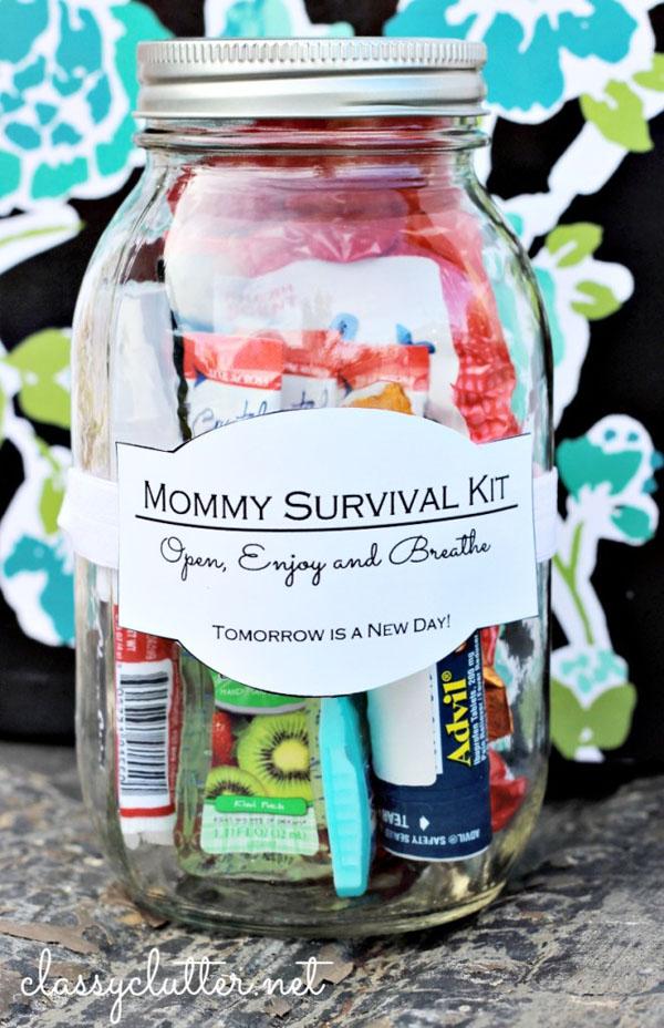 Μαμά Survival Kit