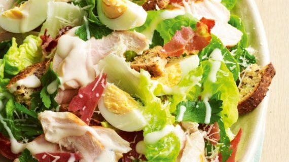 Σαλάτα που έγινες πλήρες γεύμα!
