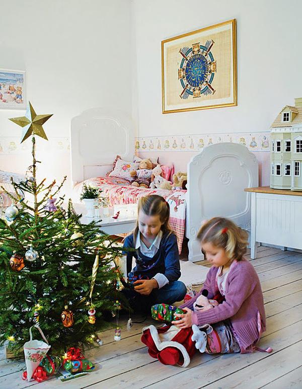 christmas kids bedroom ideas 15 Christmas Kids Bedroom Ideas