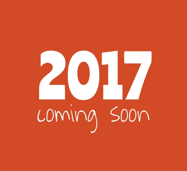 2017 ...is coming to town....