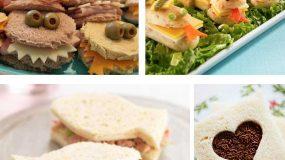 Συνταγες για παιδικα σαντουιτς-τοστ