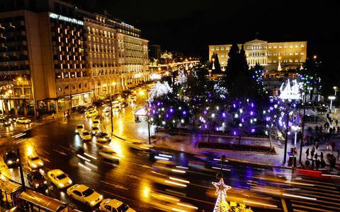 Αναλυτικό πρόγραμμα με όλες τις δωρεάν εκδηλώσεις  του Δήμου Αθηναίων για  τα Χριστούγεννα και την Πρωτοχρονιά 2014-2015