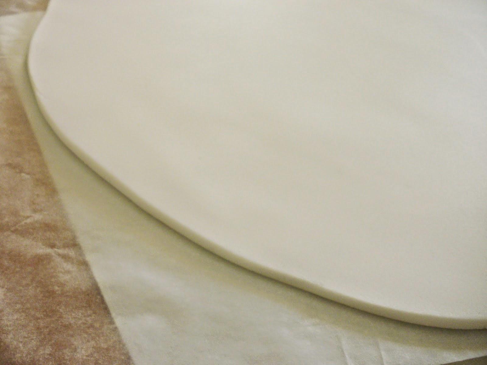 Πώς καλύπτουμε cake-βασιλοπιτα με ζαχαρόπαστα Βήμα - Βήμα (εικονες)