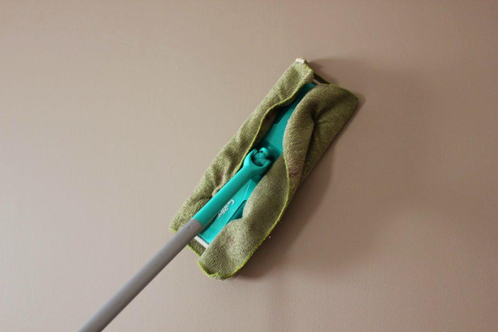 Πως θα καθαρισω τους τοιχους! οδηγιες βημα βημα  και ενα τιπ που θα σας ξετρελανει