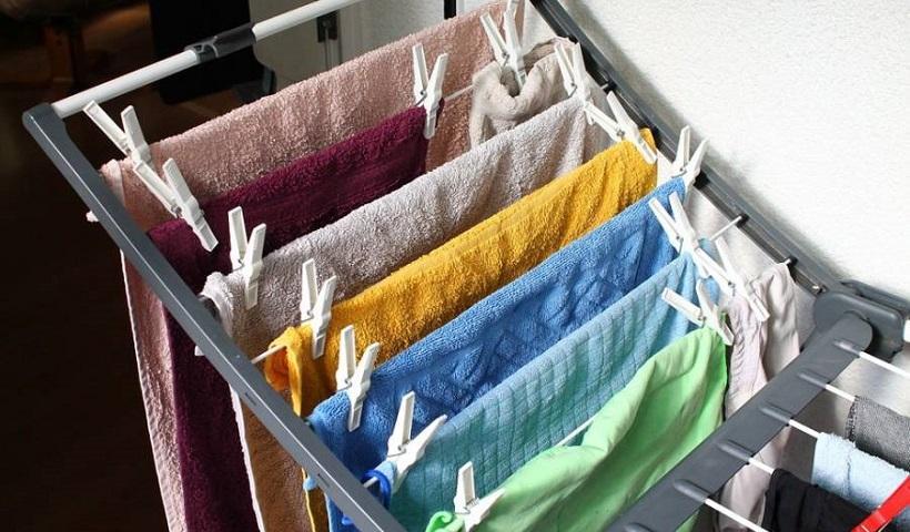 Δεν πάει ο νους σας πώς μπορείτε να στεγνώσετε τα ρούχα εύκολα!