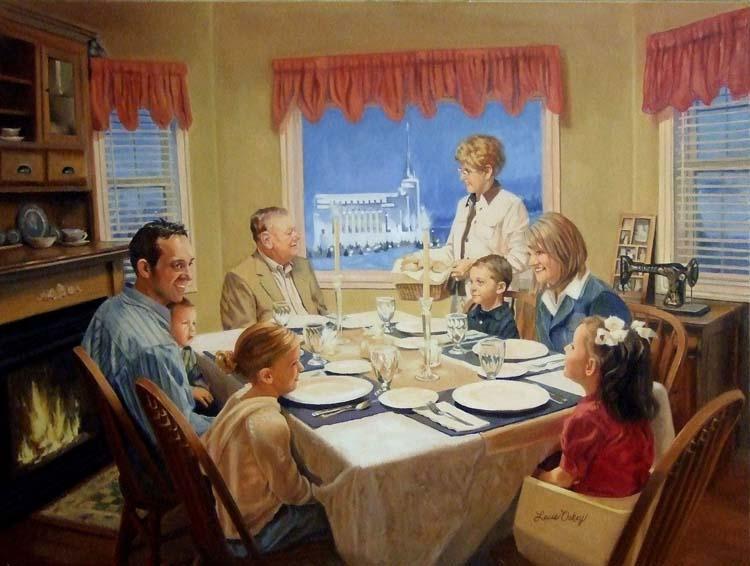Αυτή είναι η ιδανική οικογενεια.Ας τη θαυμασουμε και ας τη μιμηθούμε