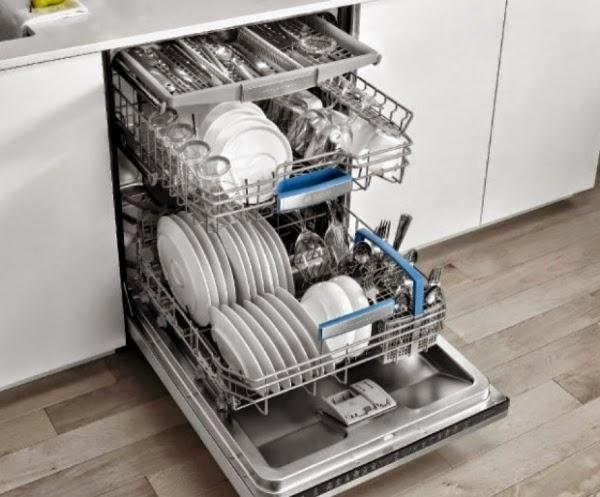 Καθάρισε αποτελεσματικά και με φυσικό τρόπο το πλυντήριο πιάτων!