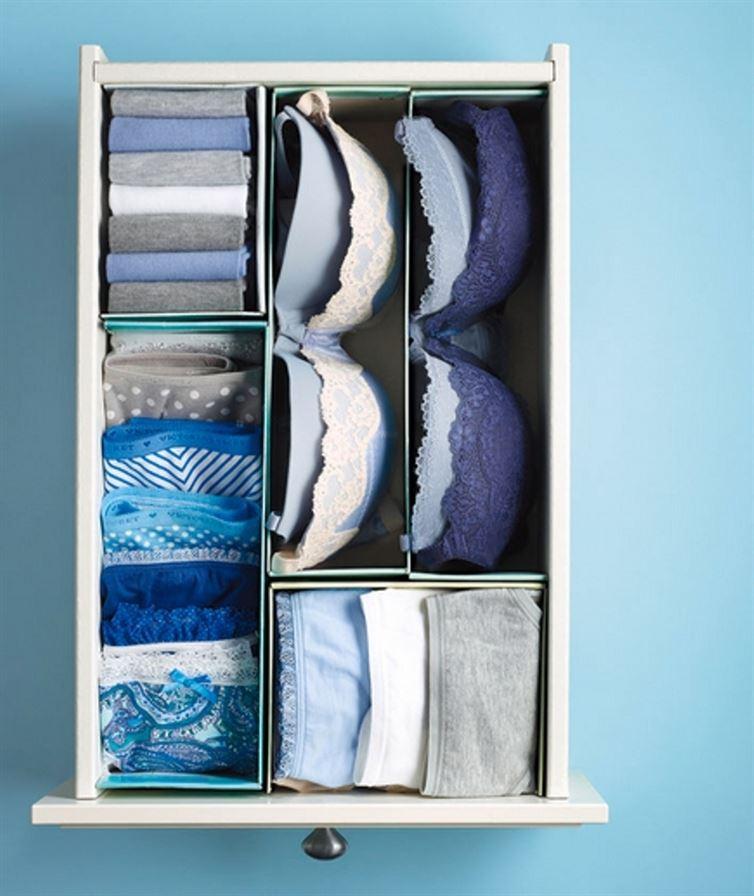 14 κολπακια που θα σας βοηθήσουν να οργανωσετε τις ντουλαπες σας!