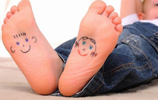 Παιδική πλατυποδία. Ελέγξετε τα πέλματα του παιδιού σας και διορθώστε τυχόν ανατομικά προβλήματα