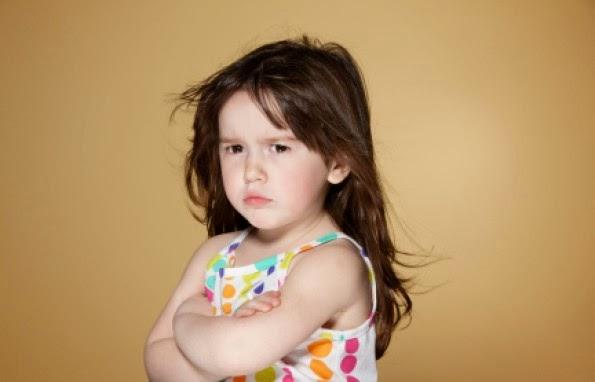 Για το θυμό ενός παιδιού φταις εσύ!