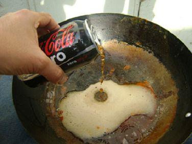Coca-cola-skillet