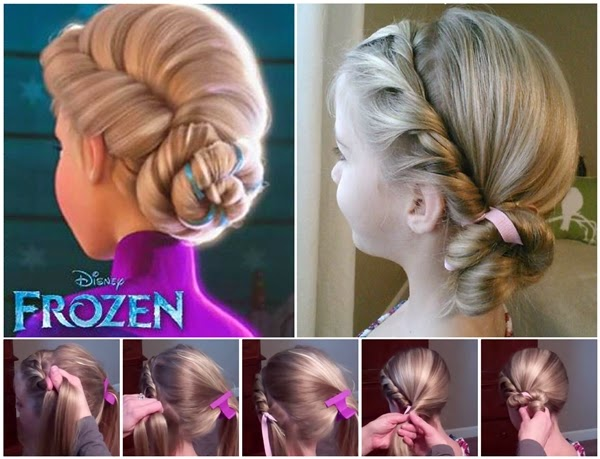 Φτιάξτε αποκριάτικη στολή της Έλσας και της Αννας από το Frozen!Οδηγιες βημα βημα και video