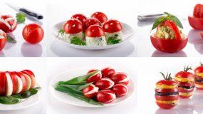 Οι τέλειες ιδέες για παρτυ! 9 Ορεκτικά με ντομάτα!