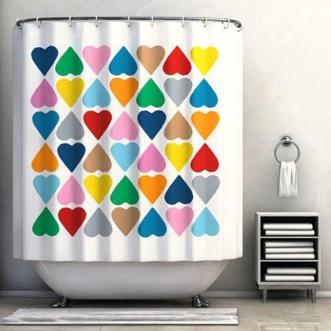 Το έξυπνο κόλπο για να καθαρίσετε φυσικα τη κουρτίνα μπάνιου!