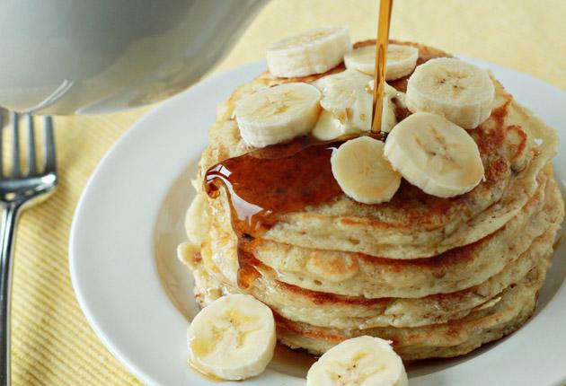 Τηγανίτες μπανάνας πανεύκολες με 3 μόνο υλικά!!!