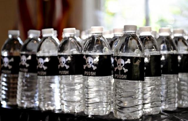 ΠΡΟΣΟΧΗ! Αυτά είναι τα ονόματα των εμφιαλωμένων νερών με εξασθενές χρώμιο-Διαδώστε τις λίστες