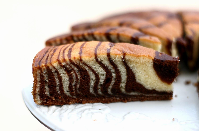 Υπέροχο κέικ ζέβρα!!!!Συνταγη βημα βημα