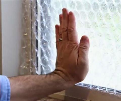 Δείτε το πιο έξυπνο κολπάκι για να εξοικονομήσετε ζέστη στο σπίτι!