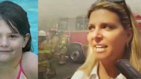 Μητέρα έκαψε το σπίτι του βιαστή και δολοφόνου της 7χρονης κόρης της.