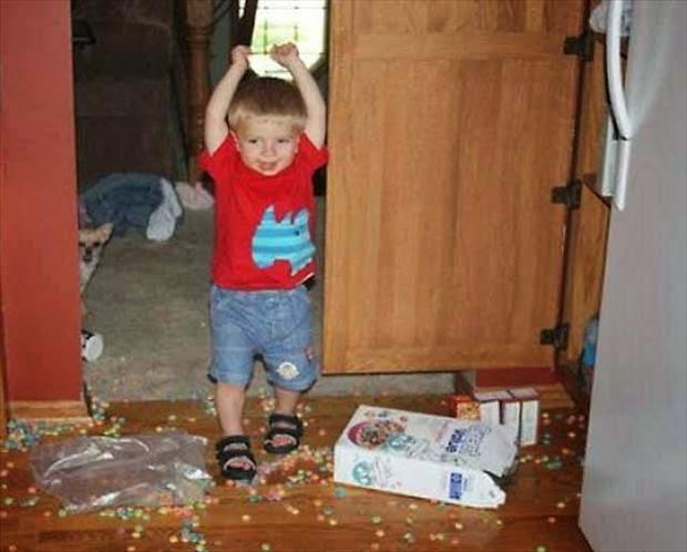 Ξεκαρδιστικές καταστροφικές ανακαλύψεις από μικρά παιδιά! ΕΙΚΟΝΕΣ