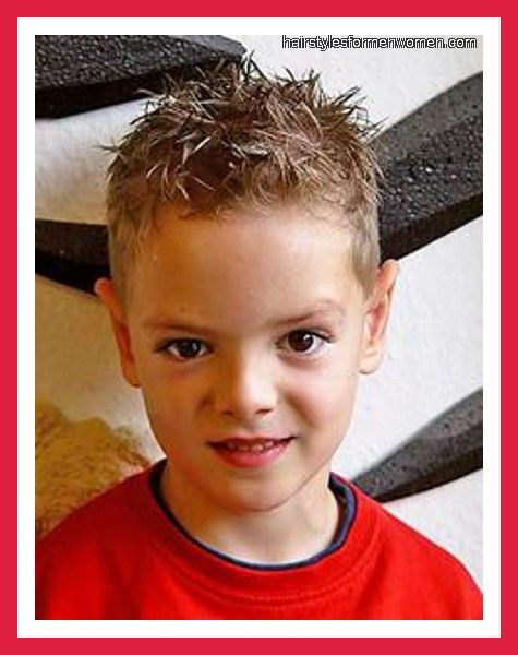 little boy haircuts pictures
