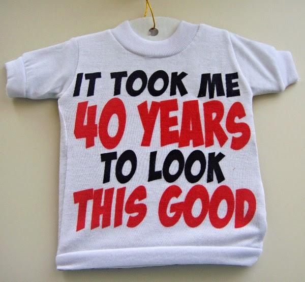 40 τρόποι για να καταλάβεις ότι έγινες 40 χρονών!