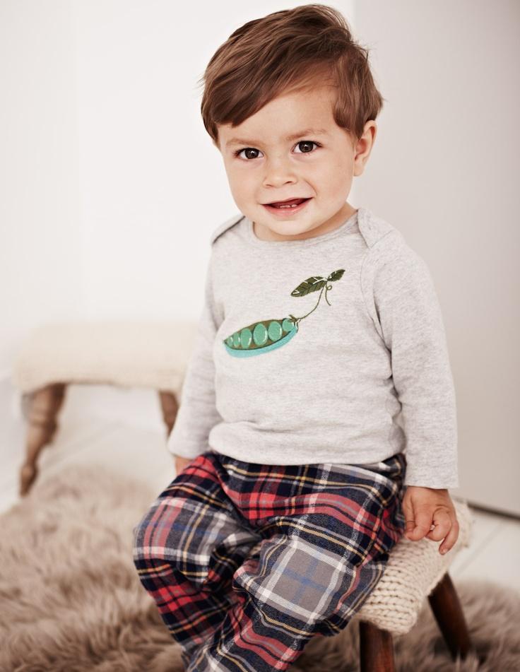 cutest little boy haircut!