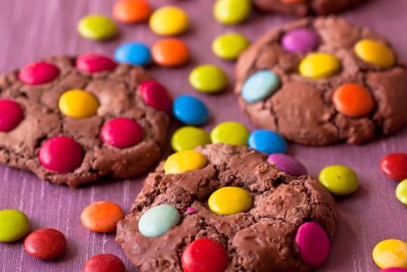 Τα πιο νόστιμα μαμαδίστικα μπισκότα με smarties!