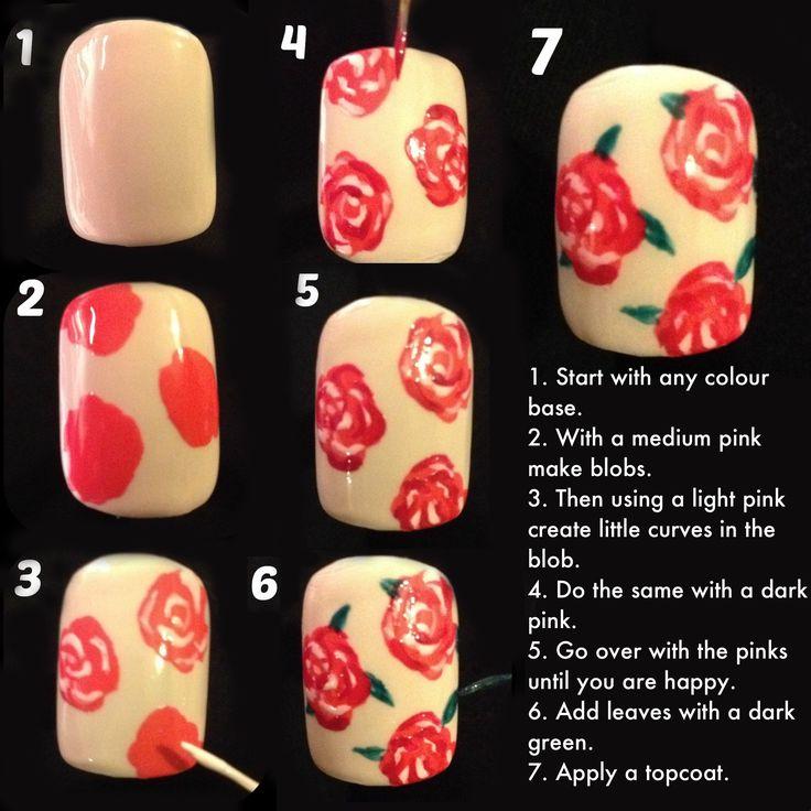 Valentine's Day Nail Art DIY Ideas that You'll Love26