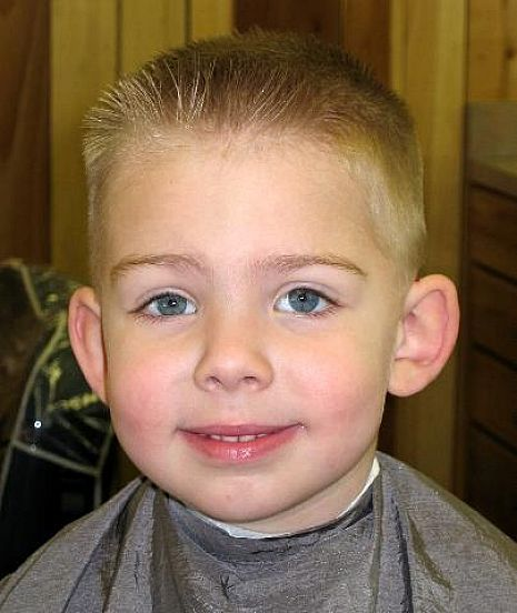 The Most Common Options for Boys Haircuts: Trendy Baby Boy Haircuts Hipsterwall ~ hipsterwall.com Hairstyles Inspiration