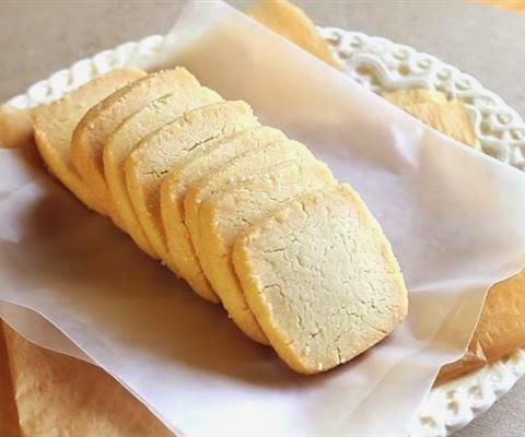 Φτιάξε πανεύκολα μπισκότα βουτύρου με 3 υλικά! ΒΙΝΤΕΟ