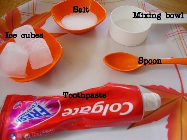 Δείτε τι μπορείτε να κάνετε με μια οδοντόκρεμα ,λίγο αλάτι και μερικά παγάκια. Θα ενθουσιαστείτε!!!!ΒΙΝΤΕΟ