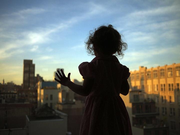 Ο απροθυμος  Πατέρας.Μια όμορφη Ειλικρινής σειρά φωτογραφιών για την πατρότητα