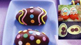 Πασχαλινα αυγα καριοκες!Η τελεια ιδεα για το Πασχα