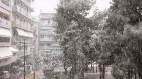 Απίστευτο: Θα χιονίσει την Μεγάλη Εβδομάδα; - Η θερμοκρασία θα φτάσει και στους 0 βαθμούς