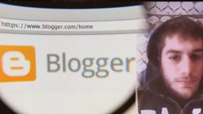 Στην Βόρεια Εύβοια εντόπισαν τον blogger που έβρισε τον Βαγγέλη Γιακουμάκη.