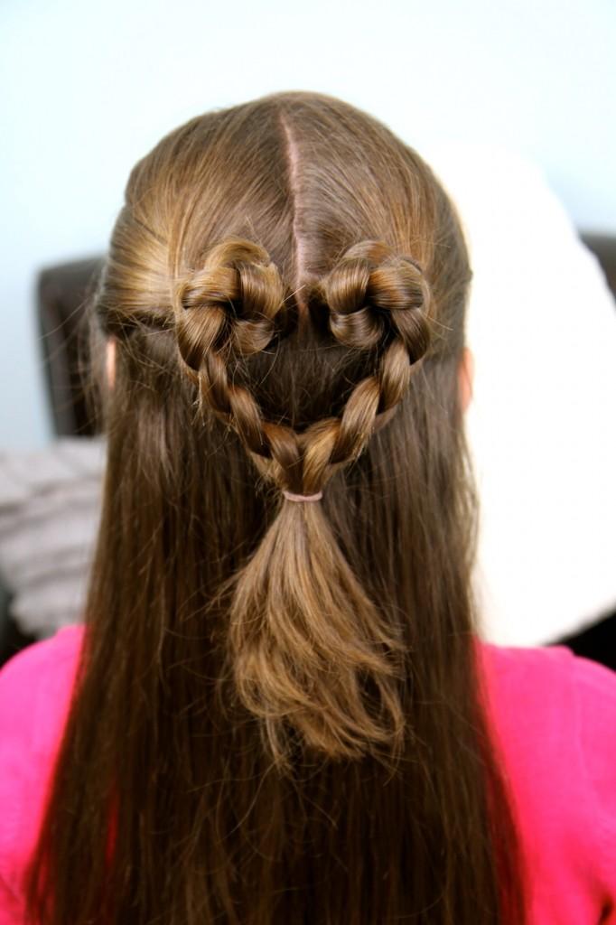 cute girls hairstyles - 2