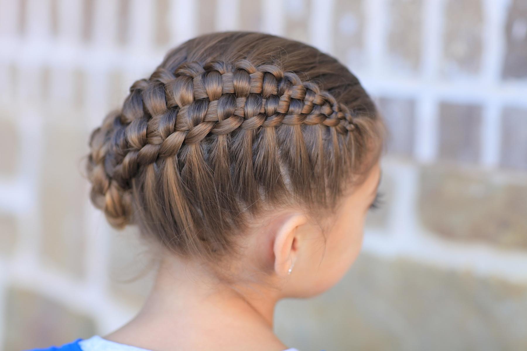 cute girls hairstyles - 5