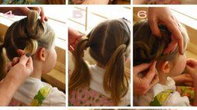 Τα πιο ωραία παιδικά χτενίσματα για τις μικρές σας πριγκίπισσες(ΦΩΤΟ)