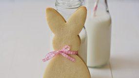 Μεγάλα μπισκότα κουνελάκια για τα παιδιά σας! Θα τα λατρέψουν!