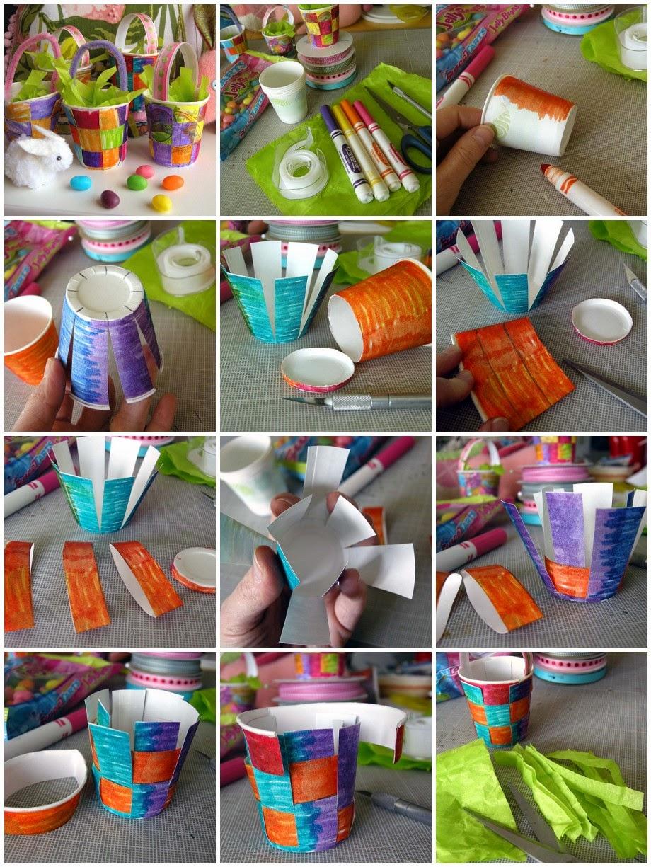 Πασχαλινές κατασκευές  για παιδια
