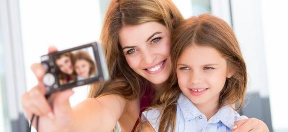 Ανεβάζετε φωτογραφίες των παιδιών ,στο διαδίκτυο μέσω κινητού; Ξανασκεφθείτε το!video