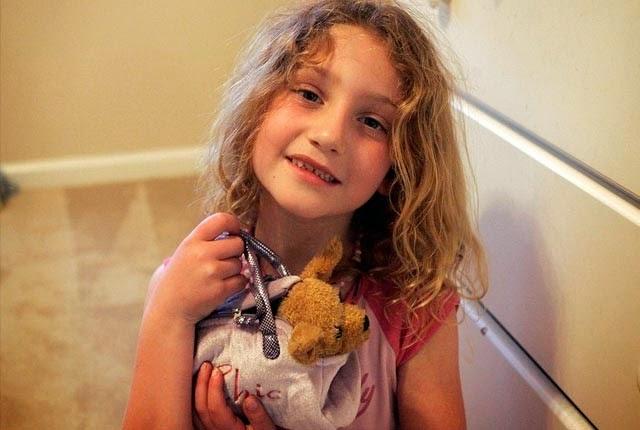 Η κορή μου πάσχει απο παιδική σχιζοφρένεια .Αληθινη ιστορια