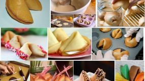 Fortune Cookies-Μπισκοτάκια της τύχης
