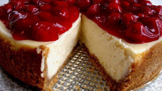 Cheesecake με πασχαλινά κουλουράκια  και 4 ακομη υλικα