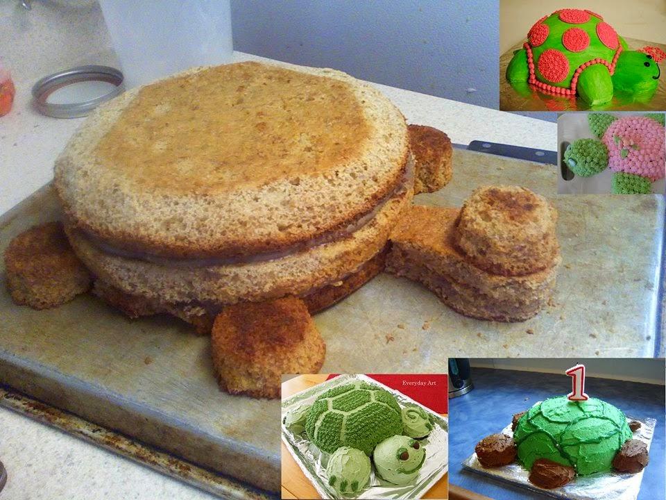 Βασικά βήματα για να φτιάξετε παιδικές τούρτες γενεθλίων!