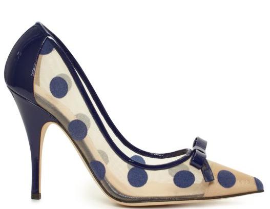 Πουά παπούτσια: Απαραίτητα για να είσαι στυλάτη φέτος το καλοκαίρι!