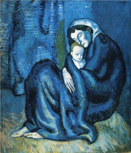 Μητέρα και παιδί 1902