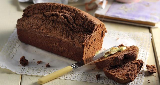 Εύκολο και γρήγορο σοκολατένιο ψωμί απο τον Ακη Πετρετζικη!