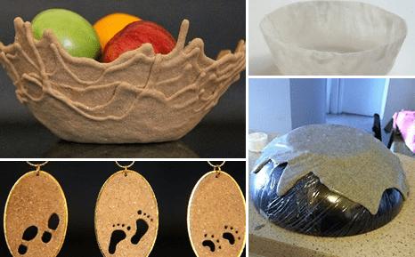Έριξε άμμο θαλάσσης σε ένα μπολ και έφτιαξε την πιο πρωτότυπη και όμορφη κατασκευή!